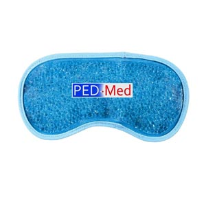 Plush Bead Hot or Cold Eye Mask