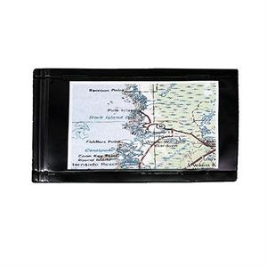 Water Resistant Zipped Map Holder