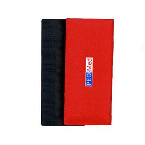 Folded Travel Document Holder