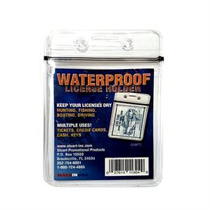 Waterproof License Holder